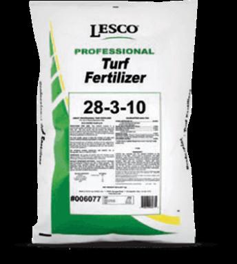 Lesco Fertilizers